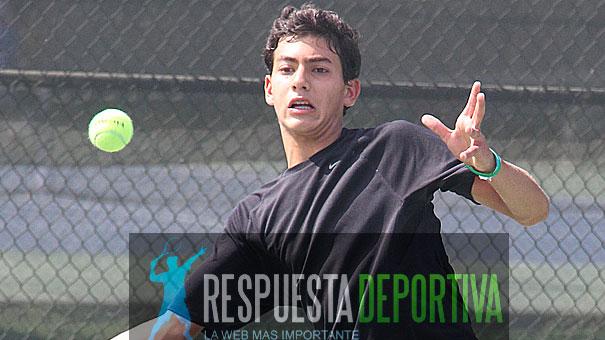 ALAN RUBIO VA CONTRA ALEX HERNÁNDEZ POR EL PASE A LA SEMIFINAL DEL ITF DE TAMPICO
