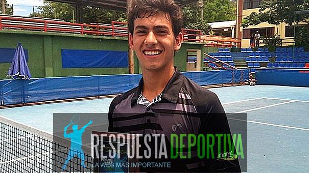ALAN RUBIO, UNO DE MÉXICO EN EL RANKING ITF