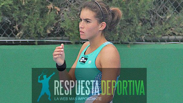 ANA SÁNCHEZ A OCTAVOS DE ITF 25 EN USA