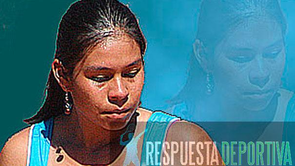 CAROLINA BETANCOURT NO AGUANTÓ EL RITMO A UNA POLACA