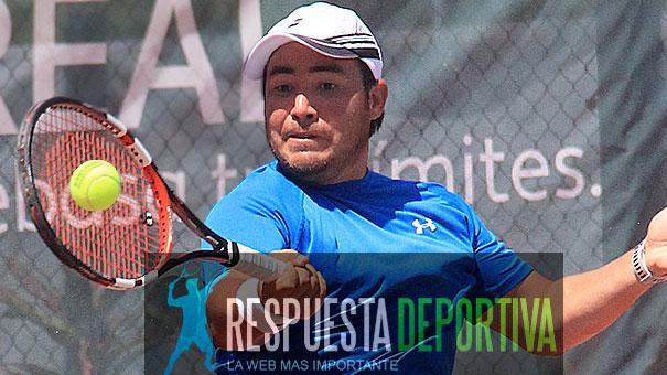 DANIEL GARZA CAYÓ EN CUARTOS DE FINAL