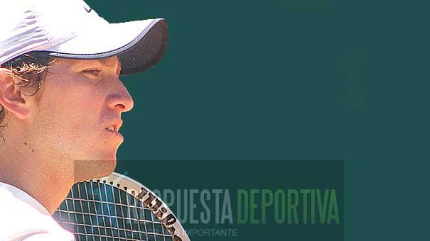 COPA DAVIS: LUIS PATIÑO NO PUDO CON CUEVAS Y LEO LAVALLE SE PONE NERVIOSO
