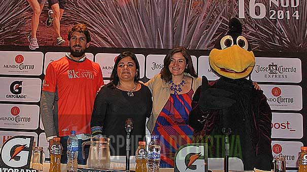 Invitan al Medio Maratón Mundo Cuervo.