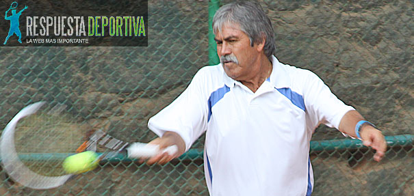 """""""Gato"""" Ordaz y Salvador García, final en el Campeonato Nacional Masters Mazda, presentado por Lacoste"""