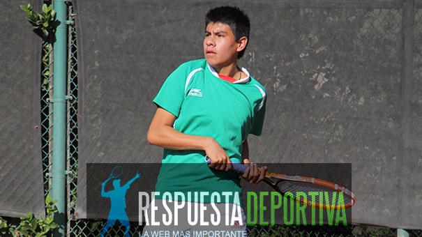 RODRIGO GARCIA A LA SEGUNDA RONDA DEL MÉXICO VI