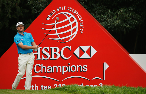 McDowell marches on in WGC-HSBC Champions