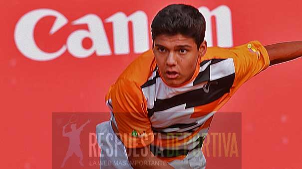 ALEJANDRO HERNÁNDEZ GANÓ 6-0, 6-0