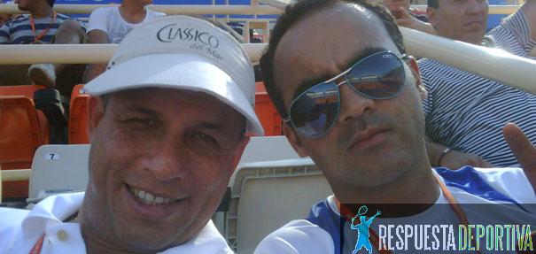 Casas-Gallardo, finalistas de dobles en el Campeonato Nacional Varonil de 1ª. Fuerza, presentado por Mazda