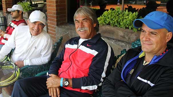 Bermejo-León, duelo de hidalgos en el Campeonato Nacional Masters Mazda, presentado por Lacoste