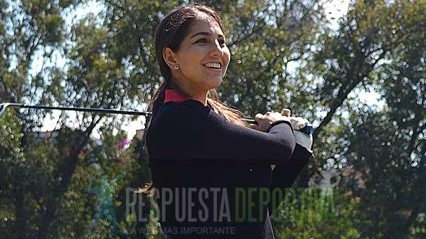 Una vida gracias al golf: Ornella Arrizon