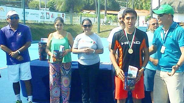 Osvaldo Cano Campeón KIDS CUP
