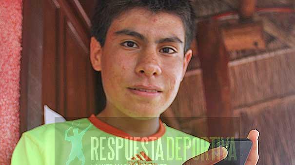 RODRIGO GARCÍA, SEMIFINALISTA DEL WILD CARD DF DEL III ABIERTO JUVENIL MEXICANO