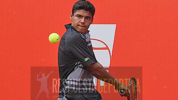 ALEJANDRO HERNÁNDEZ A LA SEGUNDA RONDA EN EL ITF DE PLANTATION
