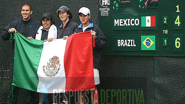 2008: CAMPEONATOS MUNDIALES DE 16 AÑOS EN MÉXICO