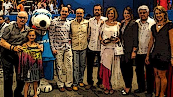 Brillan con Luz Propia  Marta Pihan Kulesza de Polonia y Jossimar Calvo de Colombia al cierre de la 4ª edición del Abierto Mexicano de Gimnasia MetLife presentado por Usana