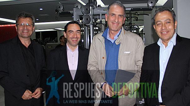 ESPECTACULAR GIMNASIO DE CASABLANCA SANTA MÓNICA