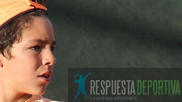 HERNÁN OLIVAS ELIMINADO EN EL ORANGE BOWL 12 AÑOS