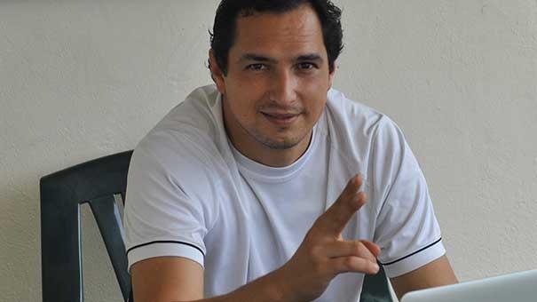 TENISTAS MEXICANOS: TOÑO RUIZ