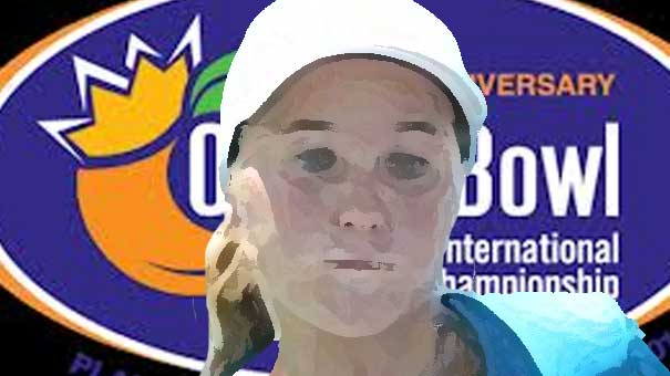 CATHERINE BELLIS SE FUE SIN PENA, NI GLORIA DEL ORANGE BOWL