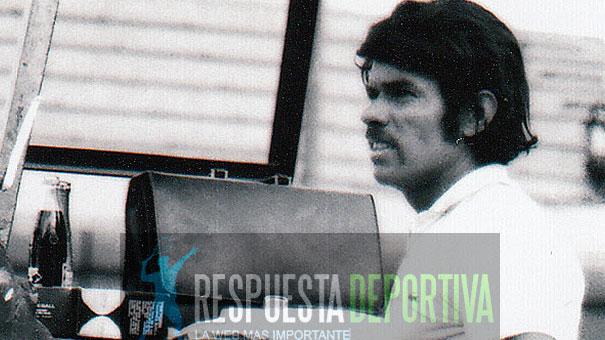 JOAQUÍN LOYO MAYO FUE UN TENISTA TRANQUILO Y CALCULADOR: ALFREDO ÁLVAREZ