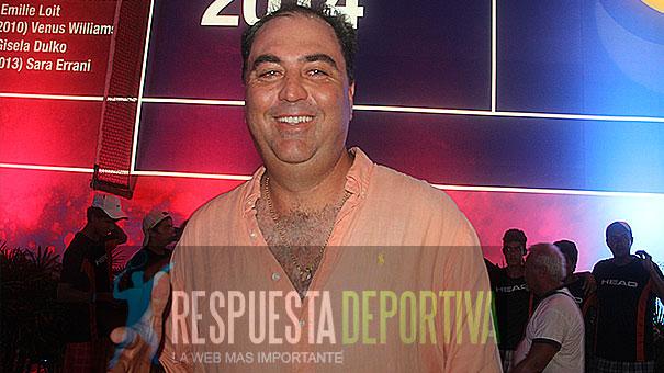 JOSÉ LUIS ALCOCER SE COTIZA EN EL MUNDO DEL TENIS