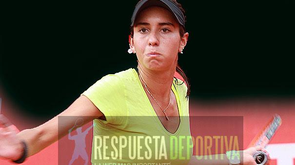 ALEJANDRA TAMAYO ESTA FUNCIONANDO EN EL ITF DE MONTERREY