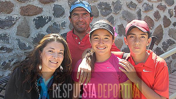 INFANTILES Y JUVENILES: DAIRA CÁRDENAS