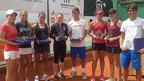 CONCLUYÓ EL ITF DE ECUADOR: RESULTADOS FINALES