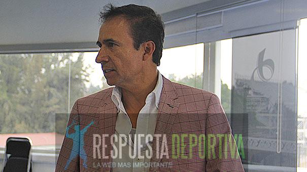 PRESIDENTE FMT: JOSÉ ANTONIO FLORES