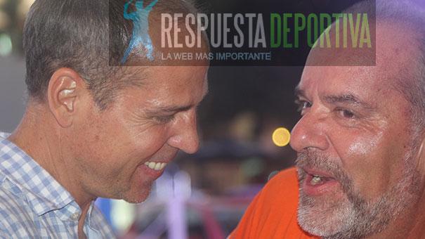 JOSÉ GARCÍA FRAPOLLI DEJÓ LA RAQUETA GRANDE POR LA CHICA
