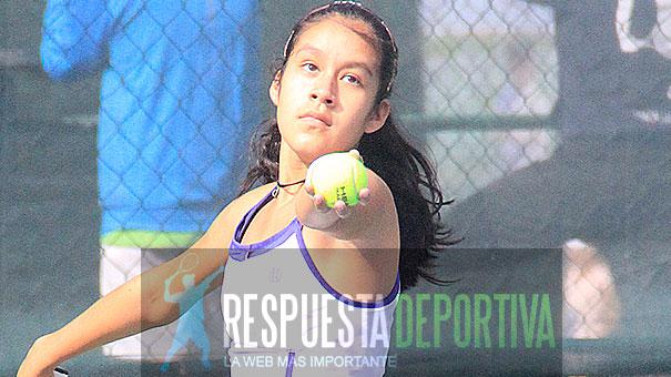 KATYA RAMÍREZ LUCHO EN MAIN DRAW DE LA NOVENA DE CANCUN