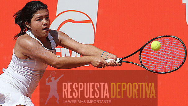 RESULTADOS COPA COUNTRY: LAURA ARCE AL MAIN DRAW