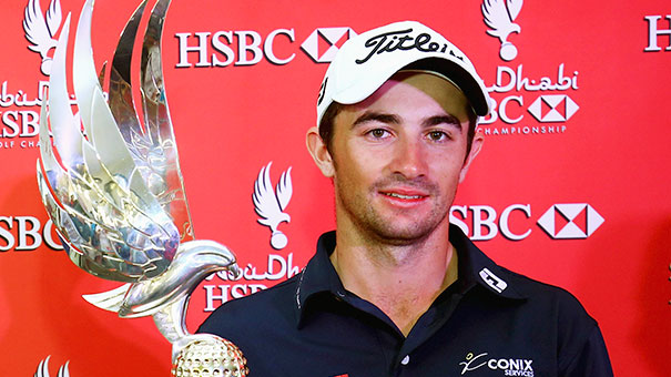 Stal named Race to Dubai Golfer of the Month for January