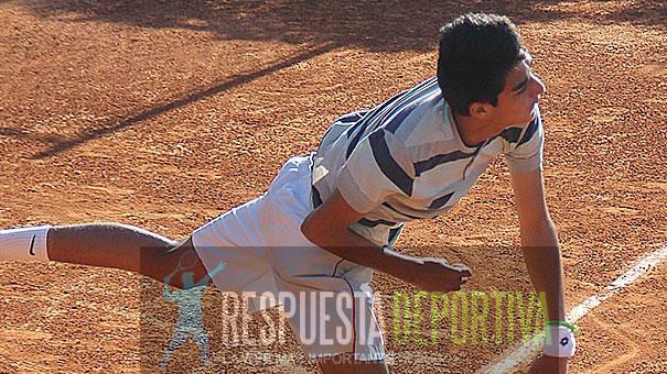 JORGE NÚÑEZ A LA TERCERA RONDA DEL ITF DE PLANTATION