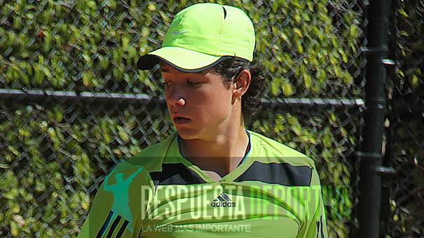Pierde Luis Humberto en la Jalisco Junior Cup.
