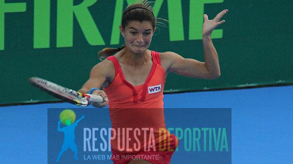 MARCELA ZACARÍAS UNO DE MÉXICO EN EL RANKING WTA