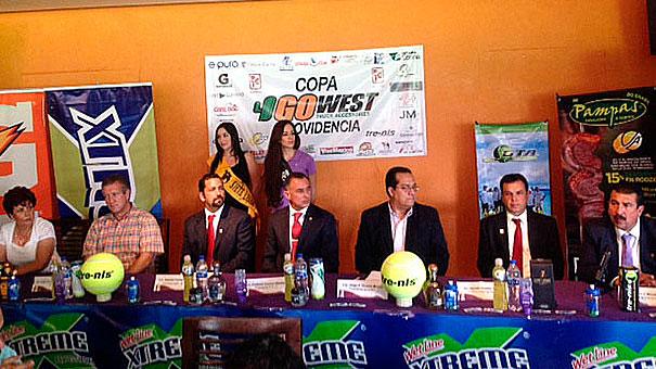 Invitan a la Copa Providencia.