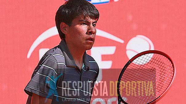 RODRIGO GARCIA EN EL ROUND FINAL DEL MÉXICO IV