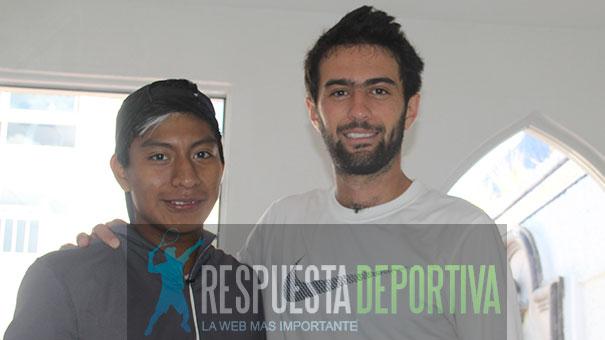 VOLVIÓ A GANAR ANDY ÁLVAREZ EN BOLIVIA
