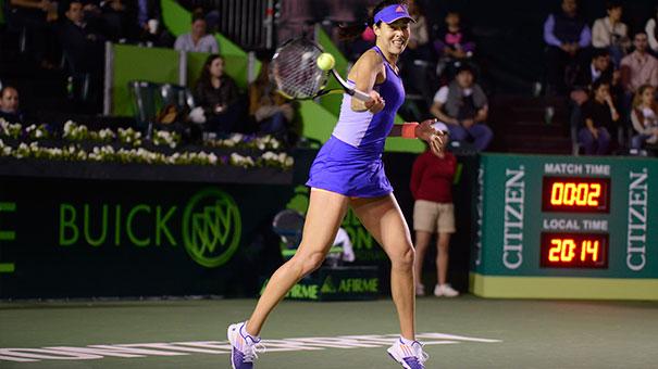FOTOS DE LAS ESTRELLAS DEL WTA DE MONTERREY