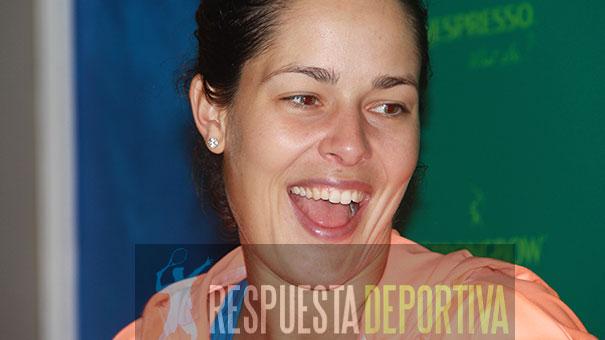 ANA IVANOVIC RESPONDE EN MONTERREY CON SIETE TRIUNFOS CONSECUTIVOS