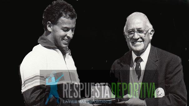 GILBERTO CÍCERO, UN CONOCEDOR DEL TENIS MEXICANO