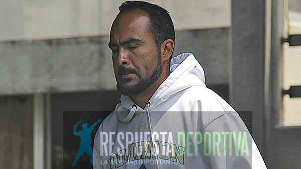 MIGUEL GALLARDO, AHORA ES ENTRENADOR DE INFANTILES