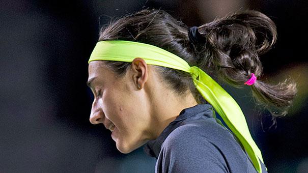 CAROLINE GARCIA A LA FINAL DEL WTA DE MONTERREY