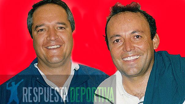 PANCHO Y JORGE, COLOSOS DEL TENIS MEXICANO
