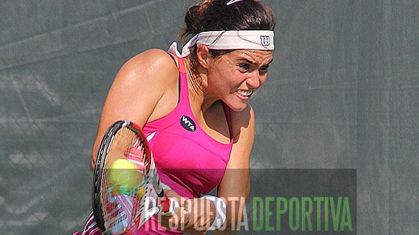 WTA DE MONTERREY: ANA SÁNCHEZ CON FUTURO PROMETEDOR