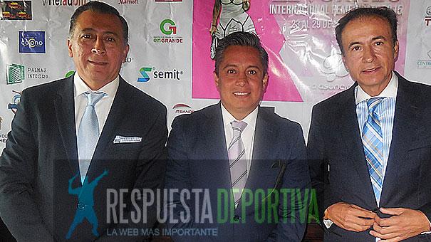 JOSÉ ANTONIO FLORES, AL FRENTE DEL LANZAMIENTO DEL CLUB LA ASUNCIÓN