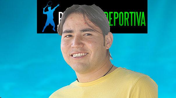 DANIEL GARZA EN LA CIMA DEL TENIS MEXICANO