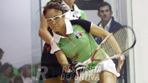 Asegura Paola Longoria el número uno de la temporada en la LPRT