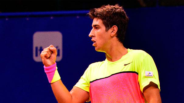 Orlando Luz vence na estreia do São Paulo Challenger de Tênis